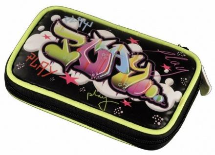 Hama Tasche Graffiti Hülle Cover Hard-Case für Nintendo New 3DS 3DS DS Konsole