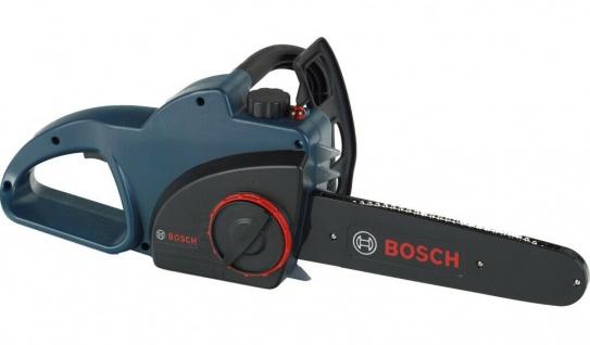 Bosch 8250 Mini Kettensäge Spielzeug mit Licht und Soundeffekten Kinderwerkzeug