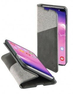 Hama Book Klapp-Tasche Hülle Case Smart-Cover für Samsung Galaxy S10+ S10 Plus