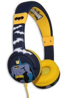 OTL Batman Brave and Bold Junior On-Ear Kinder-Kopfhörer Headphones Audio Kids