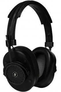 Master & Dynamic MH40 Rolling Stones Black Over-Ear Headset Kopfhörer Earphones