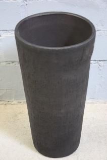Exclusive Schamott Bodenvase by Hugo Boss Deko-Gefäß Blumen Boden Stand-Vase