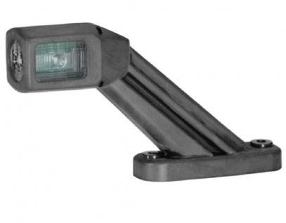 Hella LED Begrenzungs-Leuchte Links Umriß-Leuchte LKW Trailer Anhänger 12V 24V