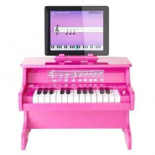 iDance My Piano Bluetooth Mini Lern-Piano Kinder-Klavier Keyboard Party Aux App