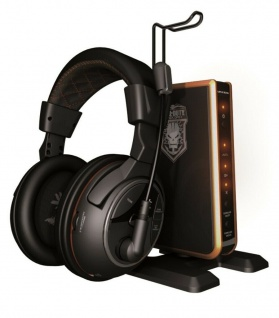 Turtle Beach 5.1 Wireless Gaming Headset Kopfhörer für PS3 Xbox 360 PC PS Vita
