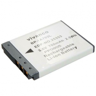 Vivanco Li-ion Akku Für Sony Np-bd1 Np-fd1 Npbd1 Dsc T2 T200 T300 T70 T77 Info D - Vorschau 2