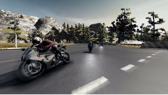 Bigben Motorcycle Club Motorrad-Spiel Renn-Spiel für Microsoft XBox 360 - Vorschau 2