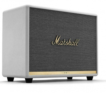 Marshall Woburn II 2 White Bluetooth Lautsprecher Speaker Retro Boxen Aktiv Box
