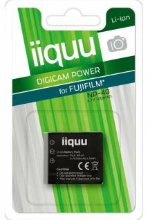 GP Akku für Fuji Fujifilm NP-40 FinePix F810 F402 F470 F710 F810 Z5 Pentax D-Li8