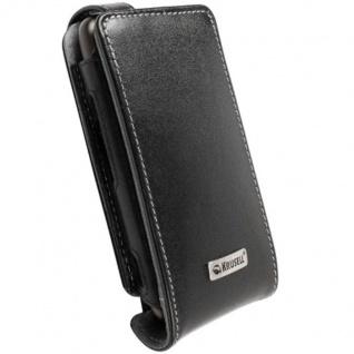 Krusell Orbit Flex Case + Clip Leder-Tasche für HTC 7 Mozart Etui Flap Bag Hülle