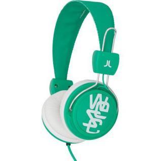 WeSC Conga On-Ear Kopfhörer Mikrofon 3, 5mm Klinke Headset für Handy MP3 Hifi etc
