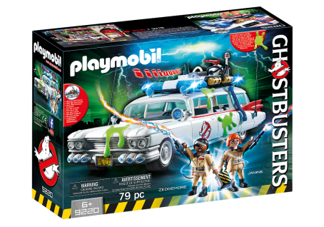 Playmobil 9220 Ghostbusters™ Ecto-1 Geisterjäger-Fahrzeug Gespenster-Jagt Mobil