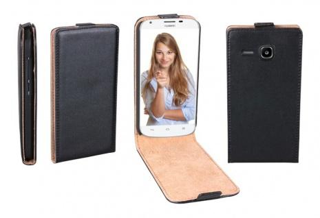 Patona Slim Flip-Cover Klapp-Tasche Schutz-Hülle Cover Case für Huawei Y600