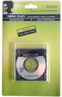 Mini Laser Reinigungs-CD Reiniger für Sony PS4 PS3 PS2 Xbox One 360 Wii Laufwerk
