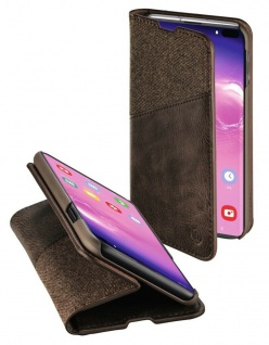 Hama Book Klapp-Tasche Hülle Case Smart-Cover für Samsung Galaxy S10+ S10 Plus 1