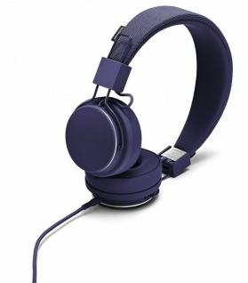 Urbanears Plattan II 2 Headset Eclipse On-Ear Kopfhörer Mikrofon Fernbedienung