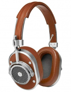Master & Dynamic MH40 Brown Over-Ear Headset Kopfhörer Earphones 3, 5mm Klinke