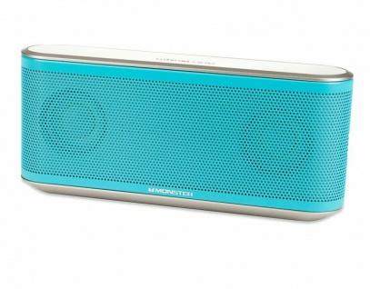 Monster Clarity HD Micro Lautsprecher-Abdeckung Cover Grills Blue ClarityHD - Vorschau 1