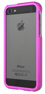 XtremeMac Aluminium Bumper Cover Schutz-Hülle Case Tasche für Apple iPhone 5S 5