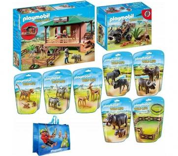 Playmobil Wild Life Set 6936 Ranger Station 6939 Wilderer 6940 6941 6942 6943 ..