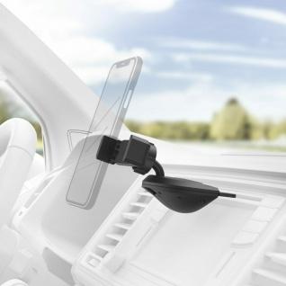 Hama Universal Spann-Halterung Lüftung Auto Kfz für Smartphone Handy 6-8cm