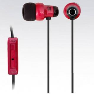Koss Stereo-In-Ear-Kopfhörer KE29R Ruby Ohrhörer 3, 5mm 1, 2m Kabel Rubin