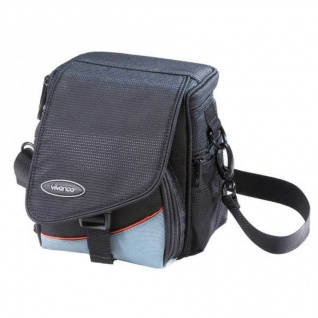 Vivanco Kamera-Tasche DSLM DSLR Foto Camcorder-Tasche Schutz-Hülle Etui Case Bag