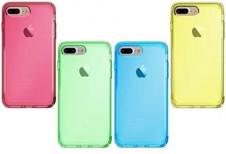 Puro Ultra Slim Nude Cover TPU Case Schutz-Hülle für Apple iPhone 7 Plus 8 Plus