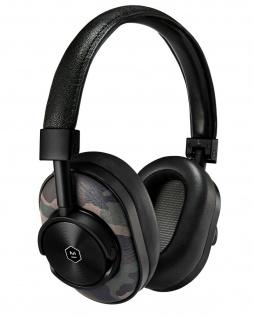 Master & Dynamic MW60 Camo Black Wireless Headset Bluetooth Kopfhörer Earphones