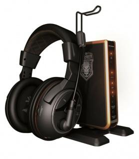 Turtle Beach 5.1 Wireless Gaming Headset Kopfhörer für PS3 Xbox 360 PC PS Vita