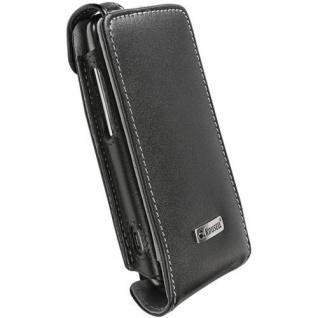Krusell Flip Handy-Tasche für HTC Sensation / XE Etui Schutz-Hülle Klapp-Tasche