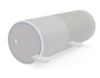 Hama Ablage-Fuß horizontal Halterung Halter für Amazon Echo 1. Gen / Echo Plus