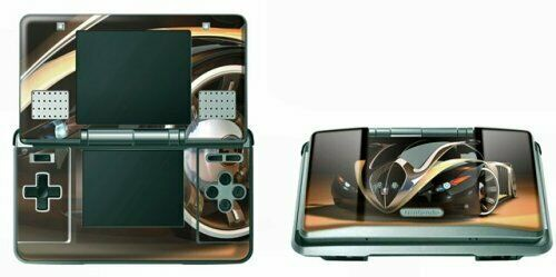 Modding Skin MOTIVFOLIE für Nintendo DS Rennwagen Auto