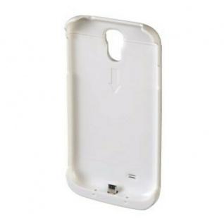 Hama Zusatzakku Batterie Case Extern Akku Hülle Power Pack für Samsung Galaxy S4