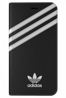 Adidas Booklet Cover Case Tasche Schutz-Hülle Bag für Apple iPhone 7 Plus 8 Plus