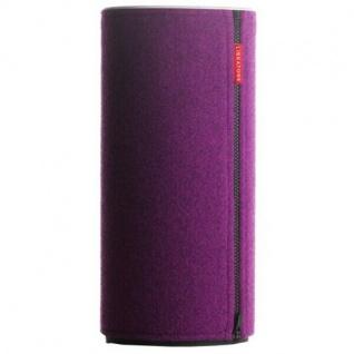 Libratone Zipp Speaker Cover Plum Purple Lautsprecher-Bezug lila Boxen Stoff