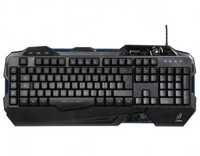 Hama uRage Exodus USB Gaming Keyboard Tastatur Beleuchtet Macro-Keys Anti-Ghost - Vorschau 5