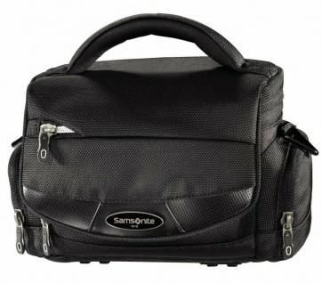 Samsonite Trekking DLX110 Kamera-Tasche Case Bag für DSLR Systemkamera Camcorder