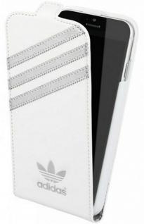 Adidas Flip-Cover Klapp-Tasche Schutz-Hülle Case Etui Bag für Apple iPhone 6 6s