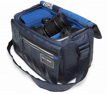 Golla Profi Kamera-Tasche + Zubehör-Fach Schutz-Hülle für SLR DSLR Objektiv etc