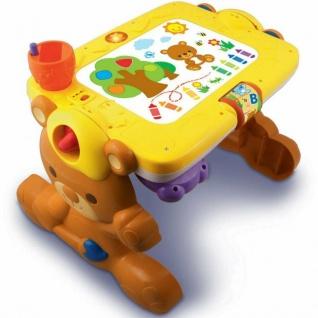 Vtech Baby Entdecker-Tisch Spiel-Tisch Kinder Schreib-Tisch Malen Spielen Lernen