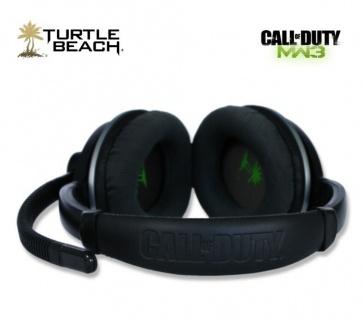 Turtle Beach Ear Force Bravo PX3 Gaming Headset Kopfhörer für PS3 PS4 XBOX 360 - Vorschau 4