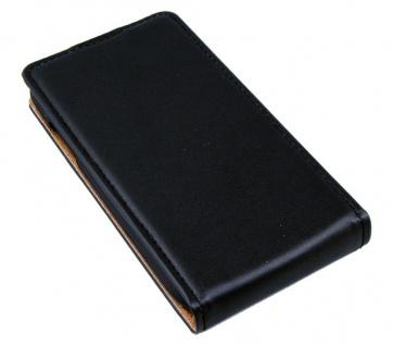 Patona Slim Flip Klapp-Tasche Schutz-Hülle für Samsung Galaxy G350 Core Plus