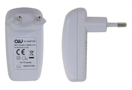 AIV USB Netzteil 1A Ladegerät Lade-Stecker Lader für Handy Navi MP3-Player etc