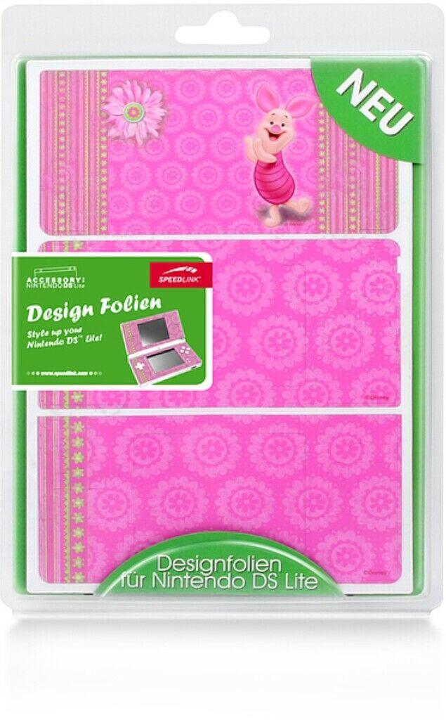 Schutz Folie Aufkleber Sticker Winnie Pooh Ferkel Für Nintendo Ds Lite Dslite