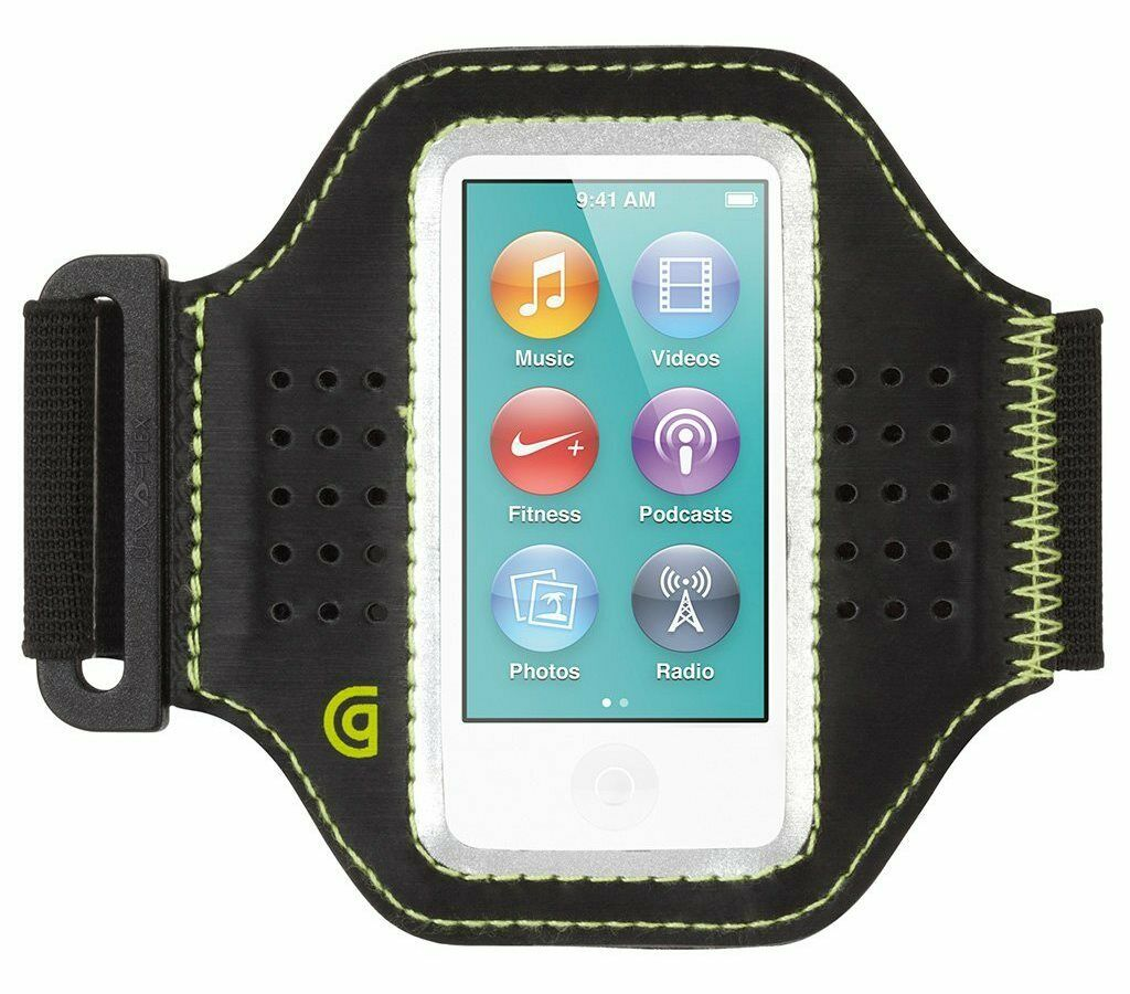 Griffin Sport-Tasche Arm-Band Hülle Cover Case für Apple iPod Nano 7 Gen 7G