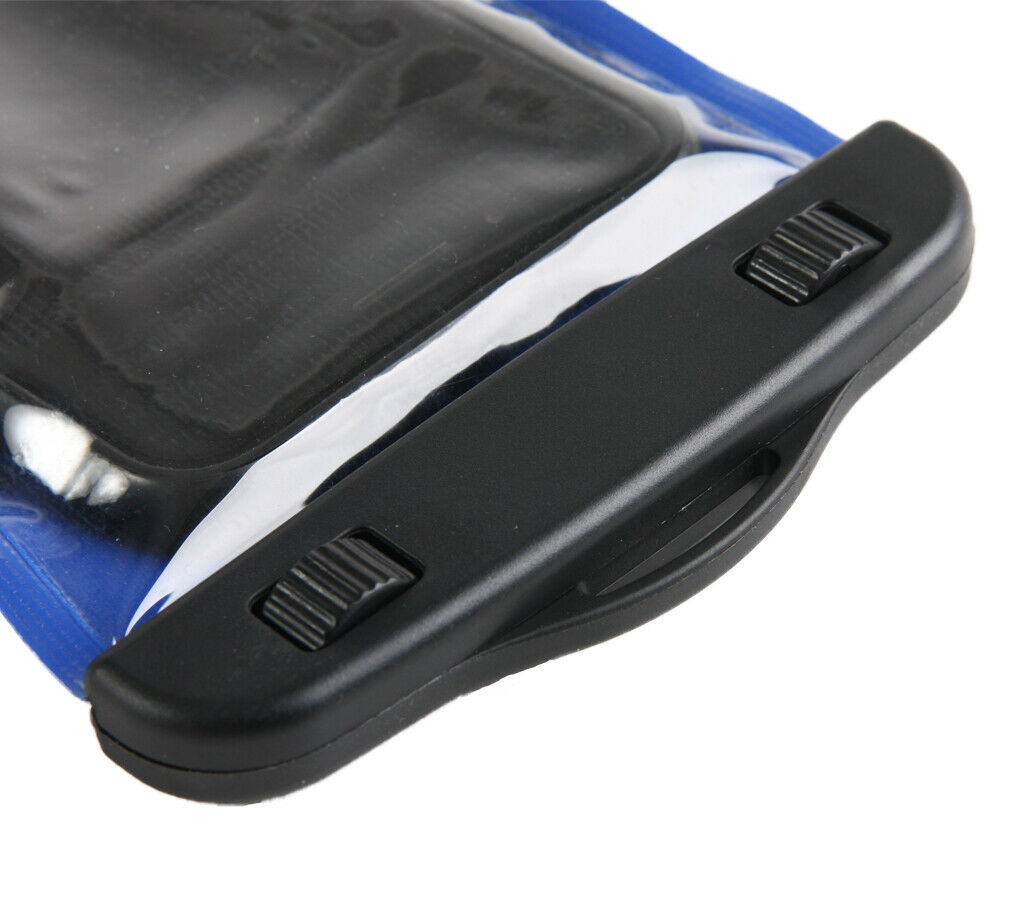 Hama Wasserdichte Outdoor-Tasche Handy-Tasche Hülle Case Cover Beutel Freizeit