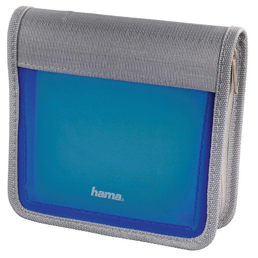 Hama 28er CD DVD Blu-Ray Tasche Wallet Case Aufbewahrung Hülle Mappe ...