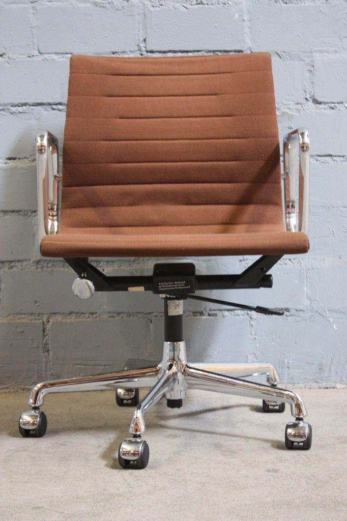 Charles eames stuhl vitra cheap vitra stuhl dsr eames for Alu chair nachbau