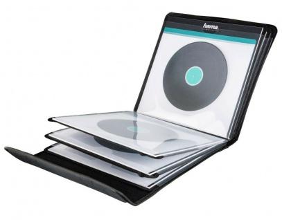 Hama LP-Tasche Hülle PA Mappe DJ Platten-Case Box 12x Schall-Platte Maxi Vinyl
